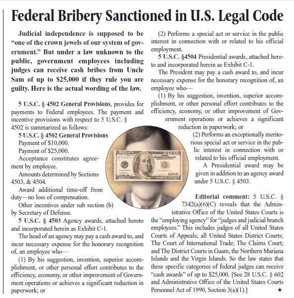 federal bribery